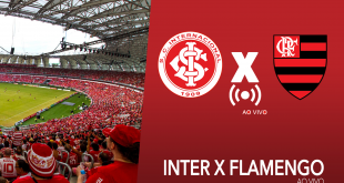 Inter x Flamengo ao vivo