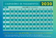 Calendário bolsa família 2020