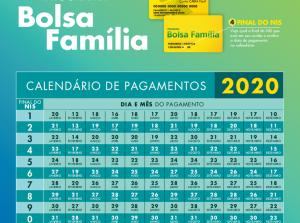 calendario bolsa familia auxilio emergencial